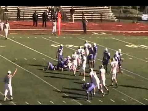 Avery Ellis Class of 2012 Football Highlights