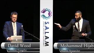 [1] مناظرة محمد حجاب مع ديفيد وود حول التوحيد وعقيدة التثليث  HD