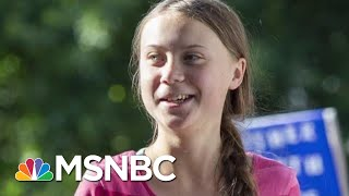 Greta Thunberg Named Time's Person Of The Year | Morning Joe | MSNBC