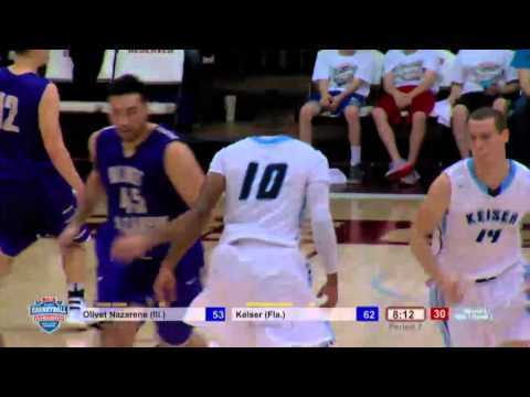 Brice Jenkins (College Highlights 2015-2016)