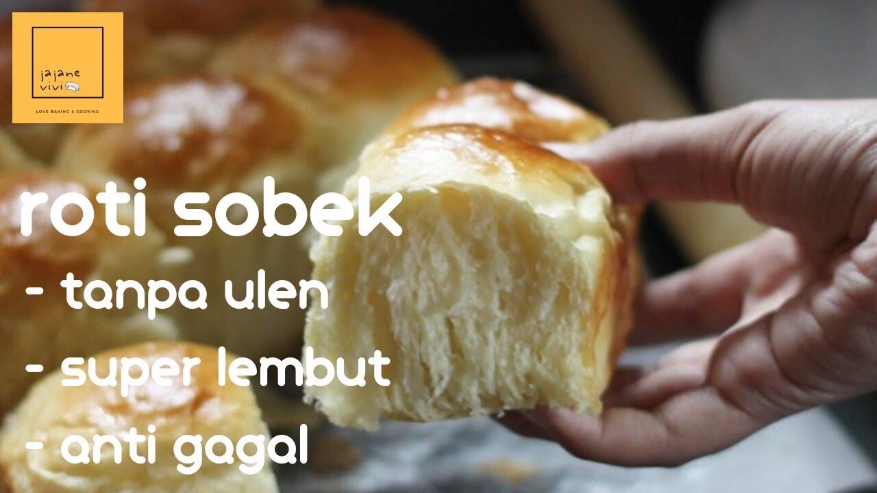 Roti Kasur Roti Empuk Tanpa Ulen Youtube