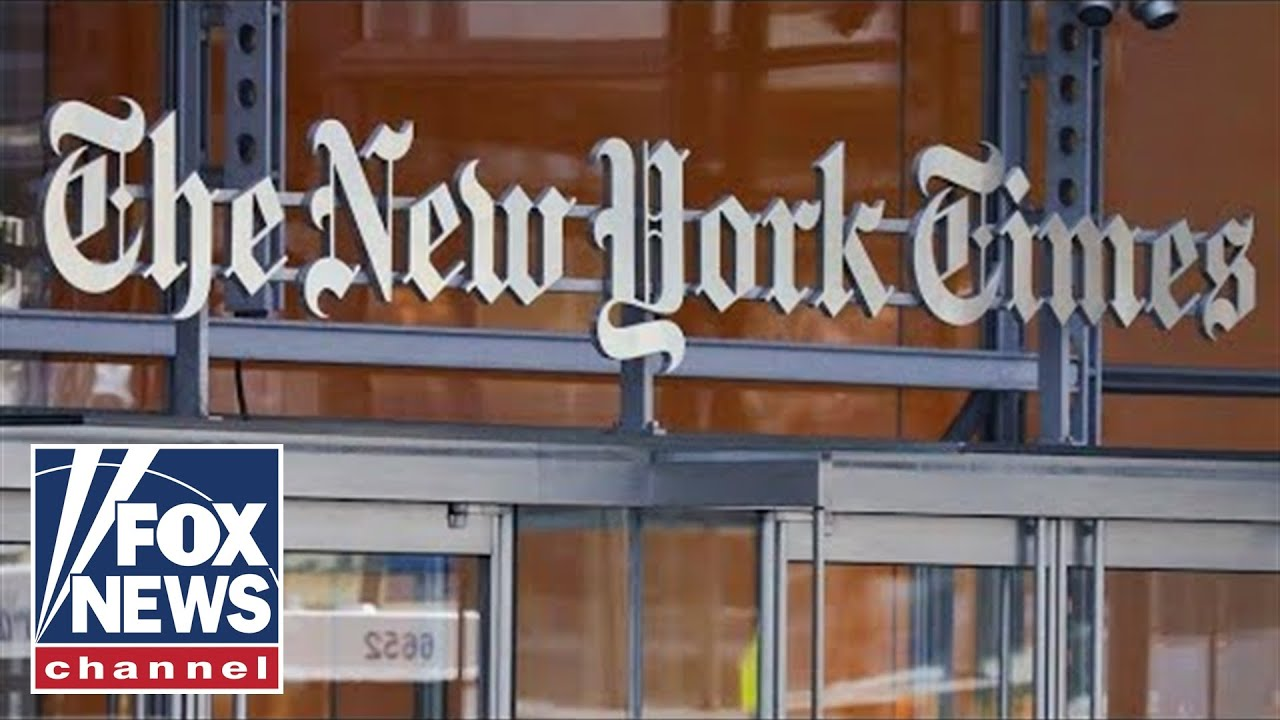 NYT reporter calls Trump supporters 'enemies of the state'