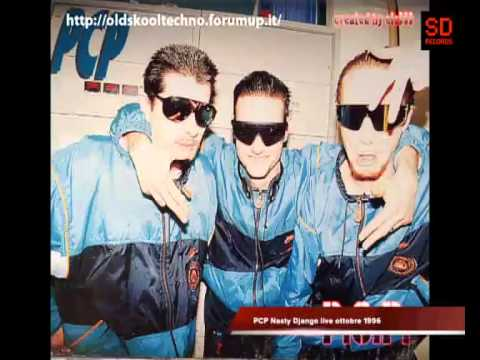 PCP Nasty Django live ottobre 1996