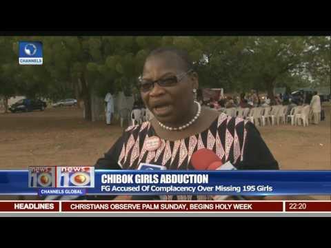 Chibok Girls Abduction: BBOG Group Marks Schoolgirls' Kidnap Third Anniversary
