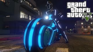 GTA 5 Tron Bike | How To Unlock/Buy Tron Bike