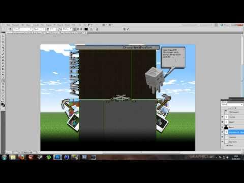FREE Background [Minecraft] CS 5