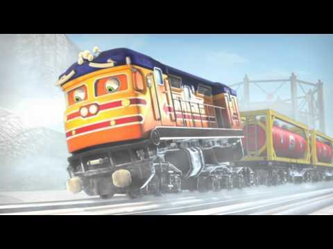 Random Movie Pick - Chuggington - The Big Freeze Trailer YouTube Trailer