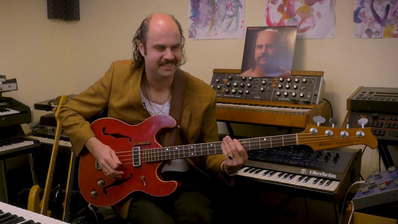Download Donny Benét In Studio Episode #3 : Negroni Summer/Bass of my dreams