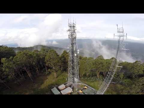 Tower Climber Rigging Communication Antennas