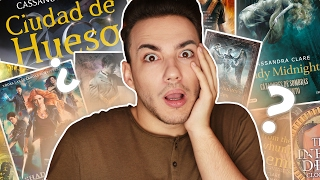 CAZADORES DE SOMBRAS | ¿Cómo leer la saga? | Josu Diamond