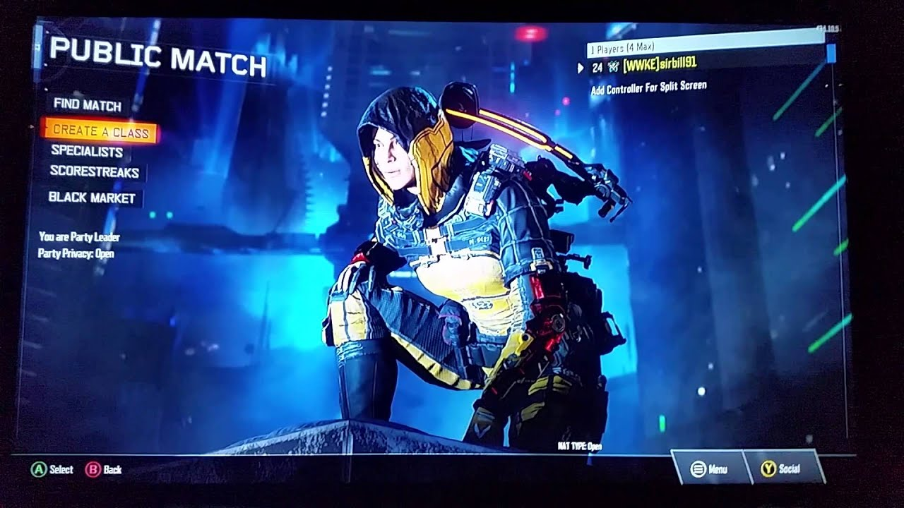 Call Of Duty Black Ops 3 Outrider Req Changed