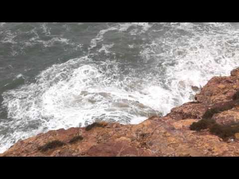 Mirleft moment by the Atlantic Ocean