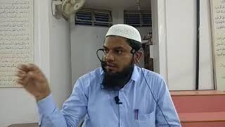 fitna e inkaare hadees part 1 by shaikh ameen ahmed omari madani hafizahullah