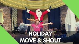 Power for Parkinson's - Holiday Move and Shout