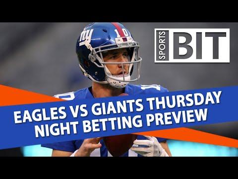 Eagles vs Giants Week 6 NFL Picks Thursday Night Football Betting Preview | Sports BIT