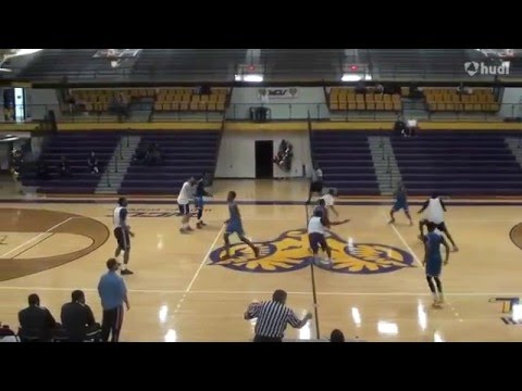 6'1 Kawaun Chavis Combo Guard D1 Juco Harford Community College Highlights 2015-2016