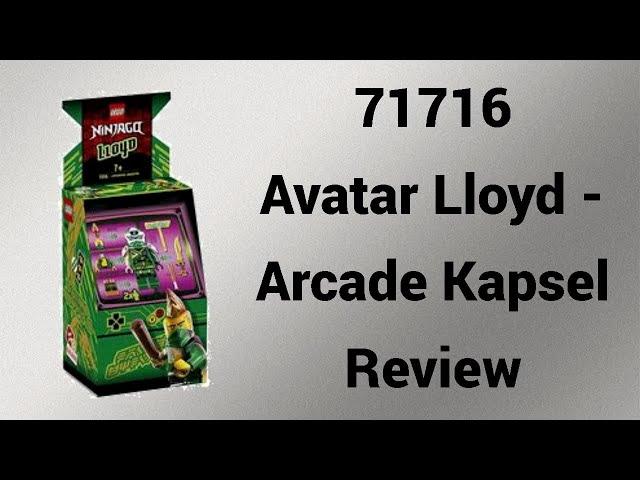 Lloyd der Schläger   71716 Avatar Lloyd - Arcade Kapsel Review   Steinfreund2014