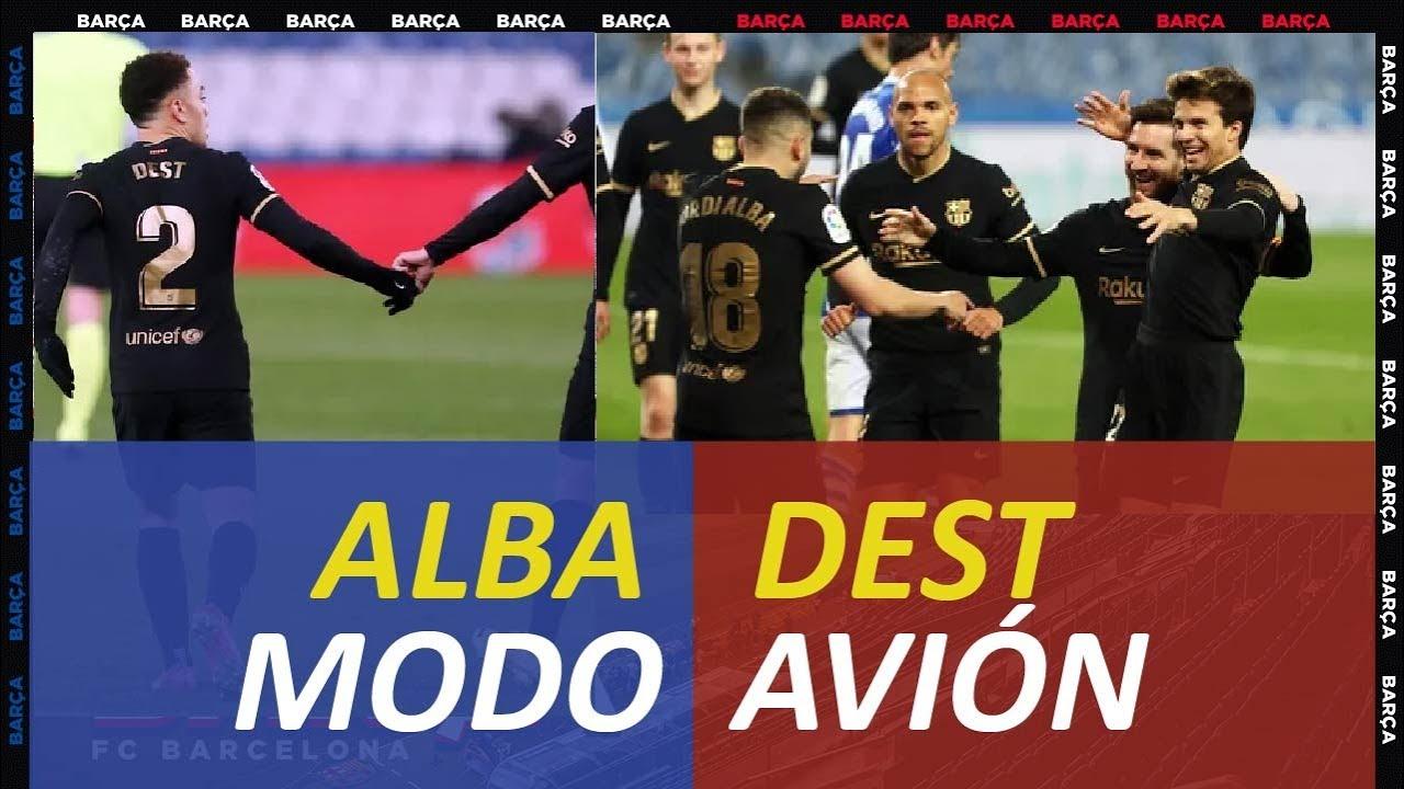Download ALBA Y DEST EN MODO AVIÓN  ////  ALEX DELMAS