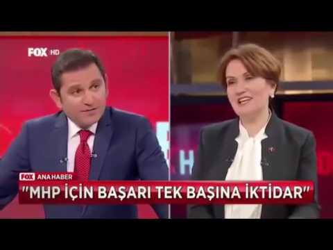 """Meral Akşener'e """"Yurtta Sulh Konseyi,Meral Akşener ve 15 Temmuz"""" İftirasının Gerçek Yüzü!"""