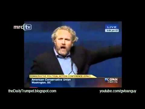 Speech that got Breitbart assassinated by Obama (NDAA)