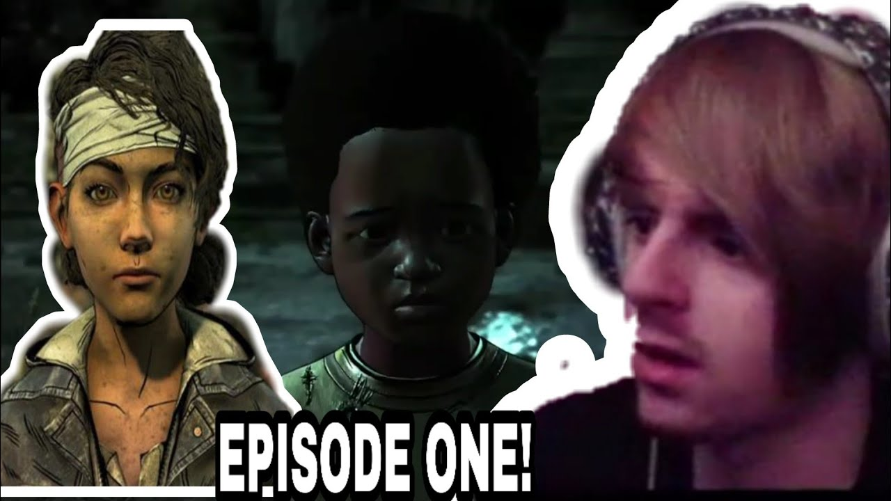 IS THIS KID A PSYCO!?!?!?! | THE WALKING DEAD SEASON 4 EPISODE 1