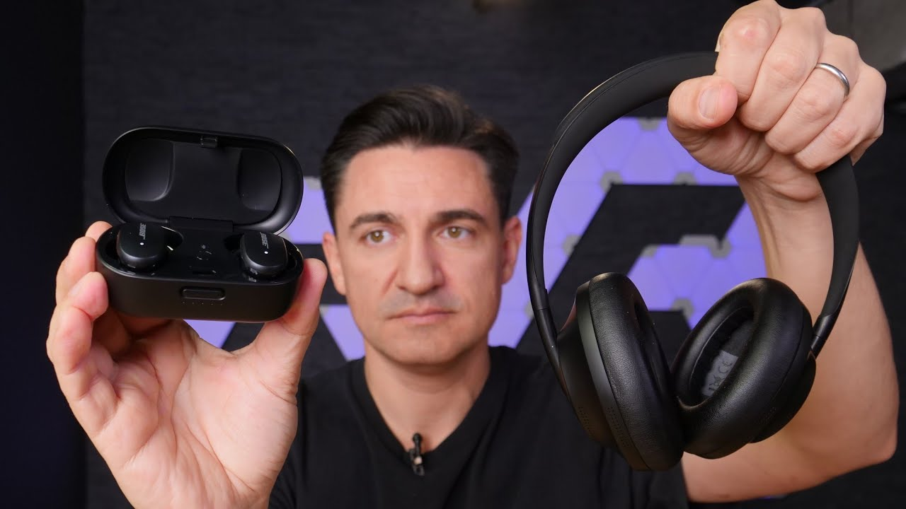 "Bose QC Earbuds - Calitatea costă! - ""EarBugs"""
