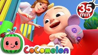 Download Yes Yes Playground Song + More Nursery Rhymes & Kids Songs - CoComelon Mp3 and Videos