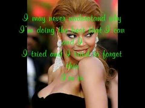 Resentment by Beyonce (with lyrics)