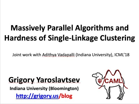 Massively Parallel Algorithms and Hardness for Single-Linkage Clustering  Under ℓp-Distances