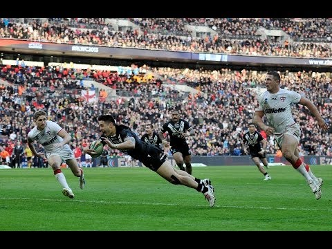 New Zealand V England Highlights