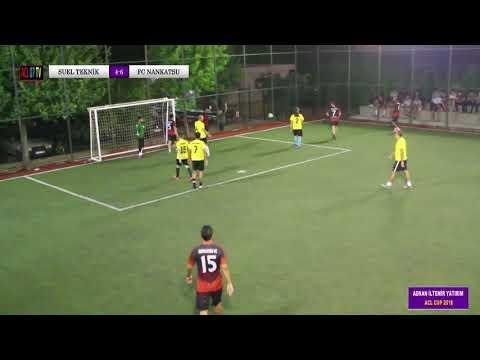 İLTEMİR YATIRIM ACL CUP ÇEYREK FİNAL İLK MAÇI SUEL TEKNİK : 4 FC NANKATSU : 6
