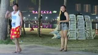 Pattaya Beach Road - Vlog 378