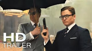 KINGSMAN: O CÍRCULO DOURADO | Trailer #2 (2017) Legendado HD