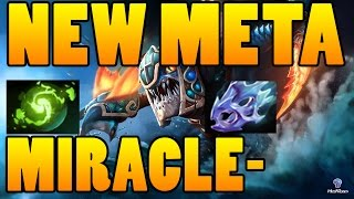 Miracle- Dota 2 [Slark] REFRESHER ORB NEW META