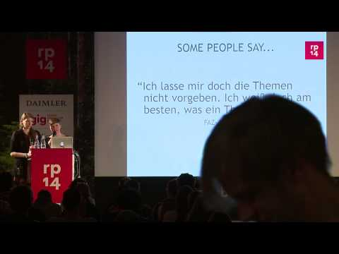 re:publica 2014 - Mit der Crowd um die Welt on YouTube