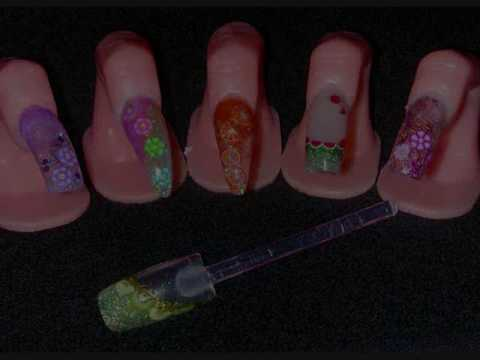 Nail art introduction to inlaid nails youtube nail art introduction to inlaid nails prinsesfo Gallery