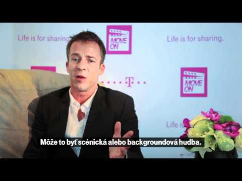 Telekom - Move On - Chceme tvoju hudbu vo filme