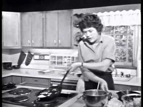 Julia Child The French Chef Elegance with Eggs YouTube