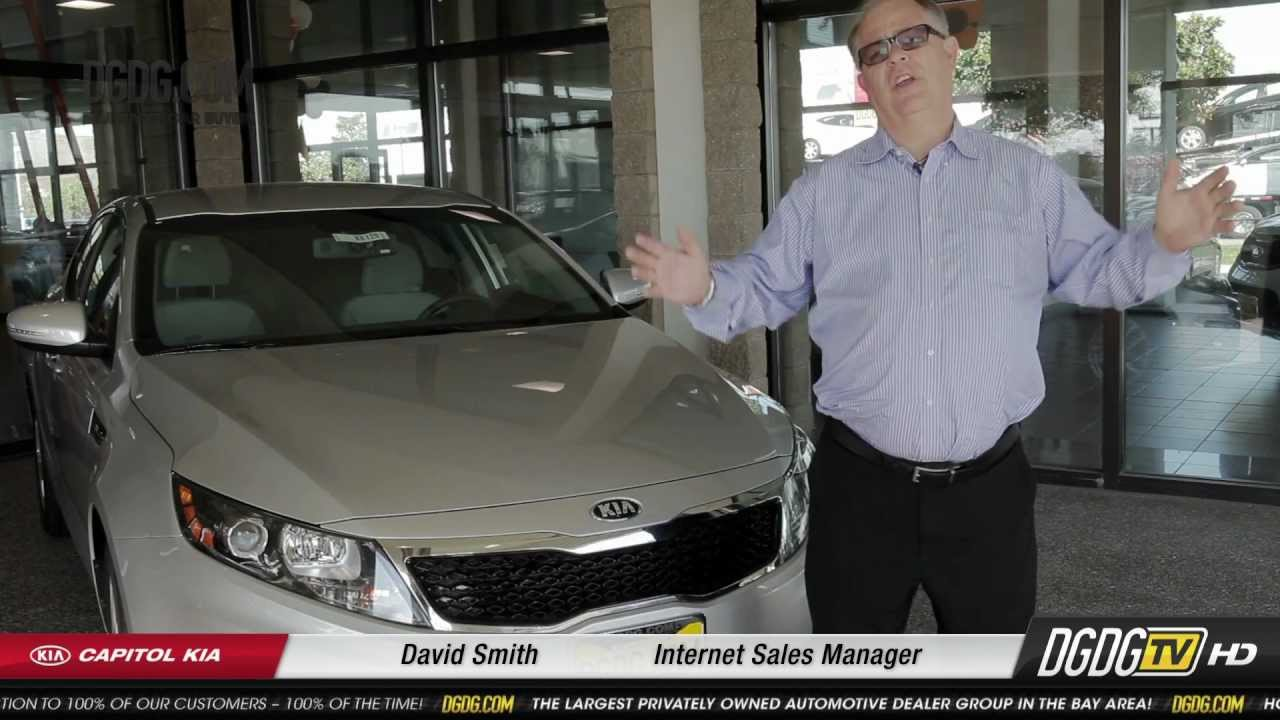 David Smith  Internet Sales Manager | Capitol KIA | San Jose, CA