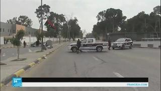 هدوء قلق في العاصمة طرابلس بعد أربعة أيام من الاقتتال