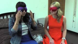 Product Review - 40 Blinks Eye Mask with Jordan and Sara