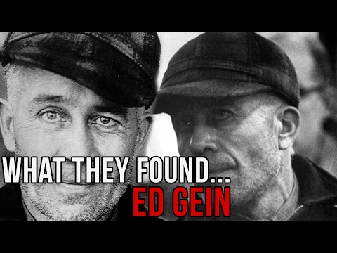 Ed Gein   What They Found At His House