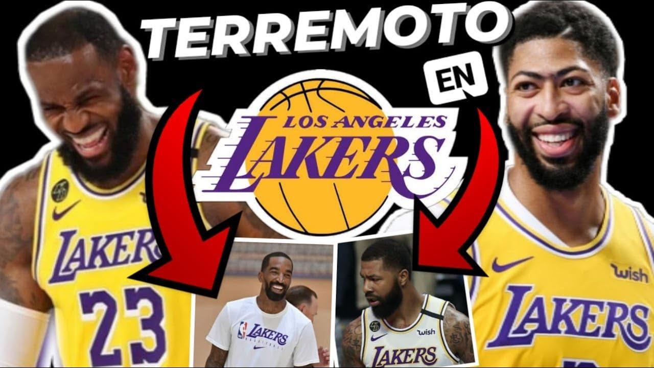 💥 LAKERS EXPLOTA!!! 😱 LÍDERES NBA + PROBLEMAS con JR Smith y Markieff Morris!!! 🔥