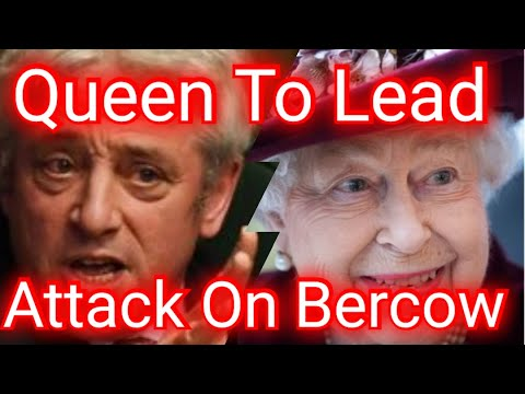 The Queen Will Lead Attack On Labour's Bercow Lordship Plot