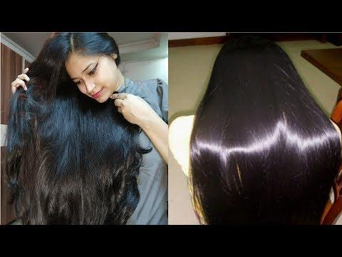 इस हेयरमास्क को लगाने के बाद बालों का जड़ से टूटना हमेशा के लिए बन्द|पाये घने,चमकदार,मजबूत बाल