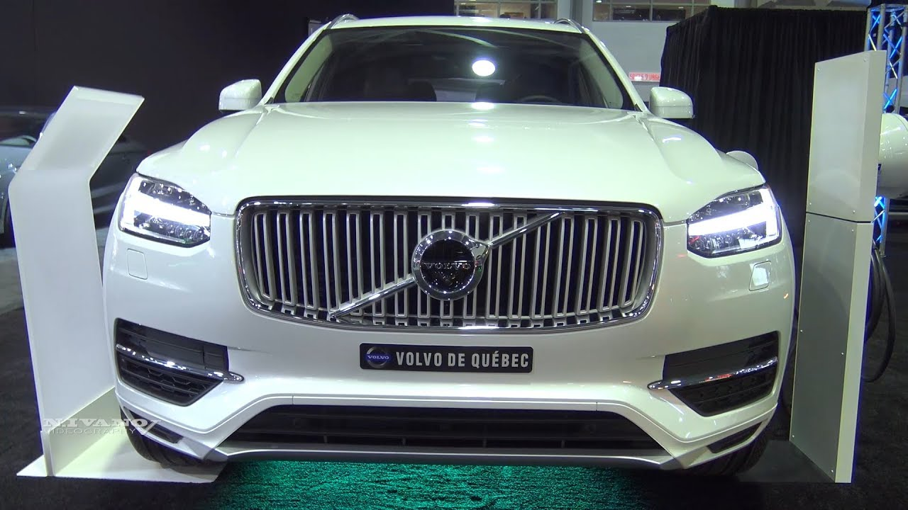 2018 volvo xc90 t8 hybride inscription exterior and interior walkaround youtube. Black Bedroom Furniture Sets. Home Design Ideas