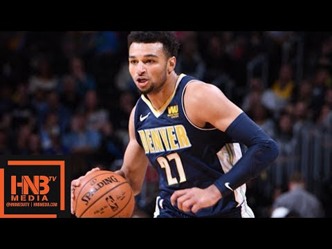 Denver Nuggets vs Sacramento Kings Full Game Highlights / Week 6 / 2017 NBA Season