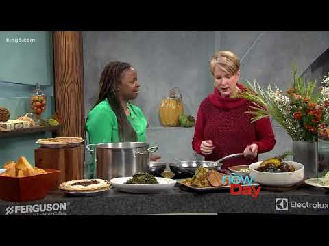 Vegetarian Thanksgiving recipes from the always delicious Plum Bistro – New Day Northwest