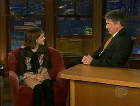 Jena Malone Interview On Craig Ferguson