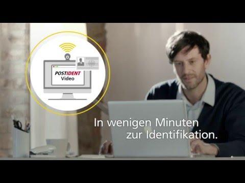 Postident durch Videochat - So geht's am PC | Deutsche Post